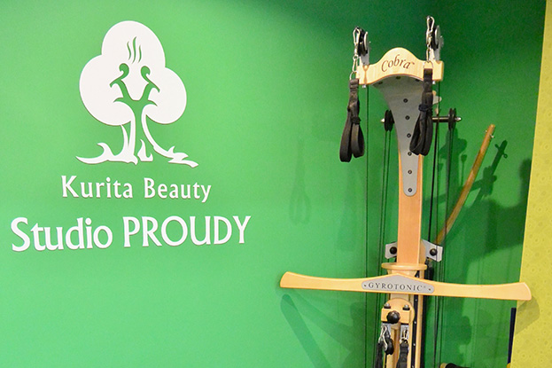 ジャイロトニック写真|Studio PROUDY|くりた鍼灸整骨院