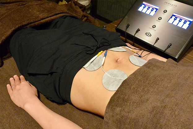 EMS写真|Studio PROUDY|くりた鍼灸整骨院